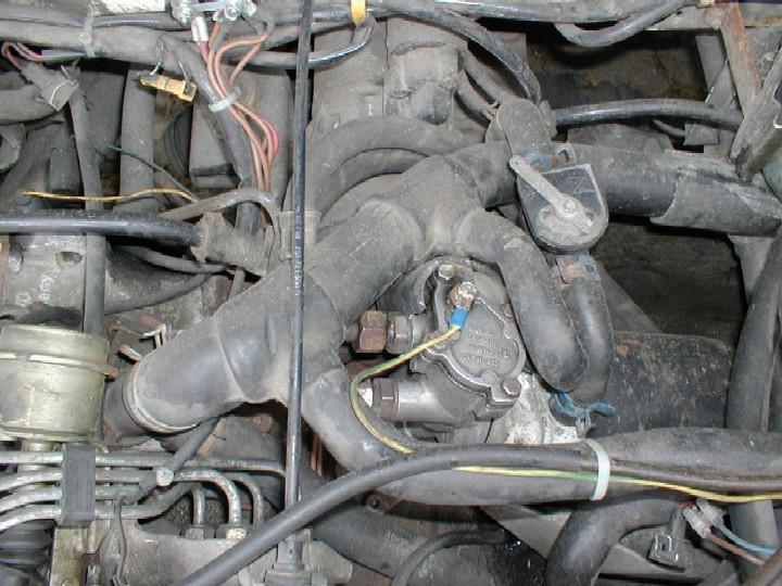 Luft-,Ölfilter VW T3 Filter-Set 1,6 D CS 1,7D KY Dieselfilter mit Vorwärmung